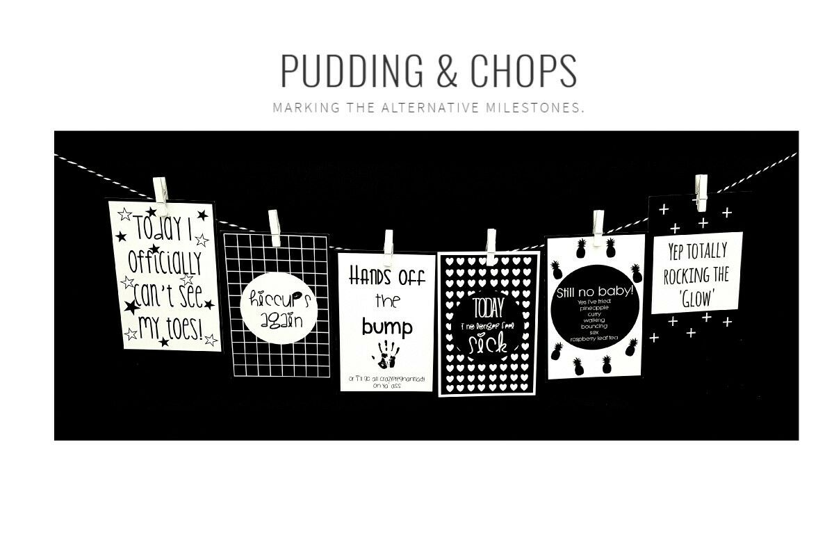 Pudding and Chops