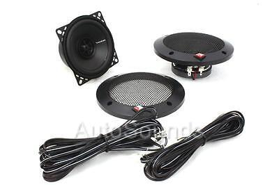 "Rockford Fosgate PRIME Series R14X2 60 Watts 4"" 2-Way Coaxial Car Audio Speakers"