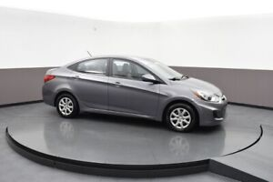 """2013 Hyundai Accent """"ONE OWNER"""" ACCENT GL SEDAN AUTOMATIC LOW KM"""