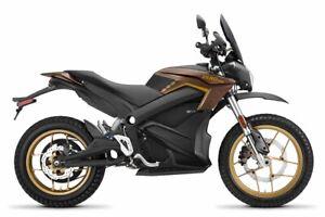 2019 Zero Motorcycles Zero DS R ZF 14.4 + CHARGE TANK