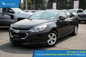 2014 Chevrolet Malibu 1LT AM/FM Radio and Air Conditioning