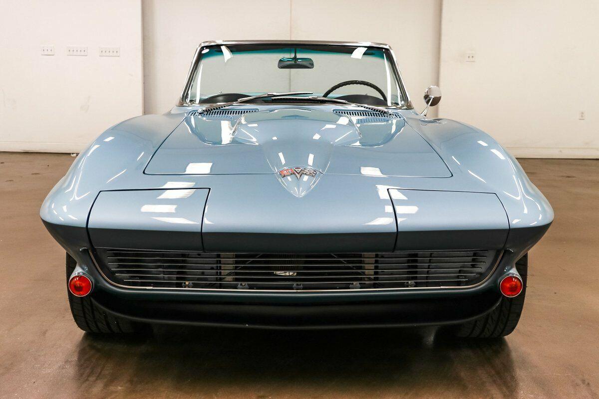 1964 Blue Chevrolet Corvette   | C2 Corvette Photo 3