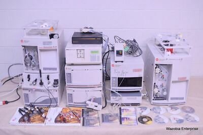 Beckman Coulter Proteomelab Pf 2d Pf2d Protein Fractionation System Jasco Fp-152