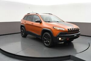 2016 Jeep Cherokee TRAIL HAWK TRAIL RATED V6 4x4 SUV w/ BLUETOOT