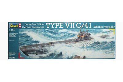 Revell 05100 1/144 U-Boot German Submarine Type VII C/41 ''Atlantic Version''