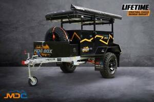 MDC MOD BOX OFFROAD CAMPER TRAILER - From $67/week* Campbellfield Hume Area Preview