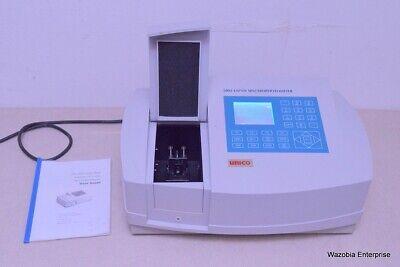 Unico Spectroquest Scanning Uv 2802 Uv Vis Spectrophotometer