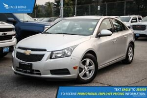 2012 Chevrolet Cruze LT Turbo Satellite Radio and Air Conditi...