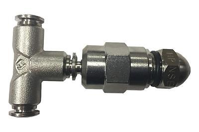 Mosquito And Fly Misting Tee Nozzle Assembly. Includes Hago 4023 Misting Nozzle