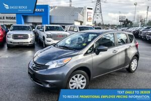 2016 Nissan Versa Note 1.6 S 5-Door HB, Backup Camera
