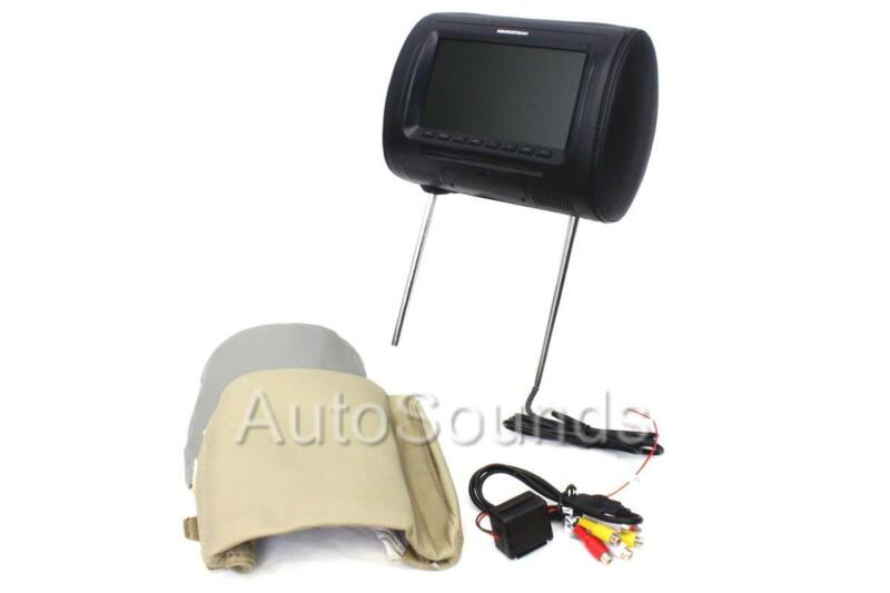 """New Soundstream VH-70CC Universal Replacement Headrest Monitor 7"""" LCD Display"""