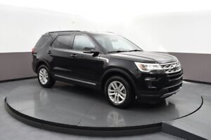 2018 Ford Explorer IT'S A MUST SEE!!! XLT 4WD 6PASS w/ HEATED LE