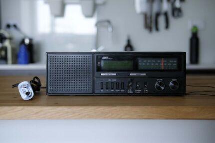 Retro AWA B310 Alarm Clock Radio - in EXCELLENT Working Condition