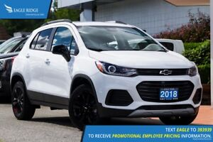 2018 Chevrolet Trax LT Backup Camera, USB/AUX, Steering Wheel...