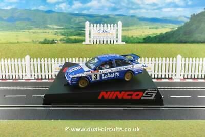 Ninco 50635 BTCC Ford Sierra Labatt's #3. Brand new, unrun, mint and...