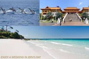 Jervis Bay camping weekend Forest Lodge Inner Sydney Preview