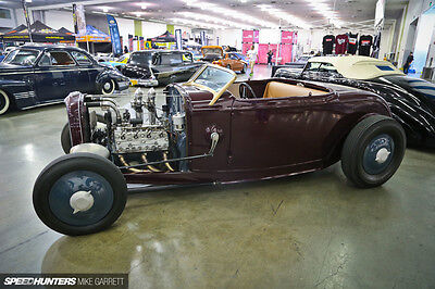 1932 Ford Other  1932 Ford Roadster Jesse James