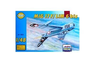 SMER 0825 1/48 Mig-17F/Lim-6 bis