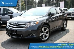 2014 Toyota Venza AM/FM Radio and Air Conditioning