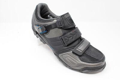 b5261f6e2dc0 BRAND NEW Shimano M089L Black Mountain Bike Shoes - Size 8.3   42