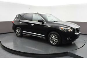 2015 Infiniti QX60 3.5L 7PASS AWD SUV w/ BLUETOOTH, HEATED LEATH