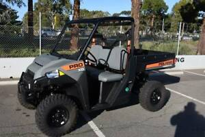 POLARIS PRO XD 2000D AWD Aldinga Beach Morphett Vale Area Preview