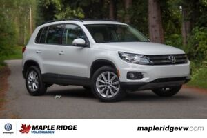 2015 Volkswagen Tiguan - ALL-WHEEL DRIVE, LEATHER, SUNROOF