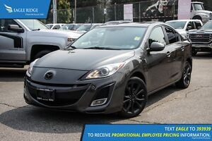2011 Mazda Mazda3 GT Sunroof and Heated Seats