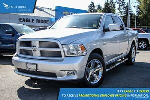 2012 RAM 1500 Sport Satellite Radio and Air Conditioning