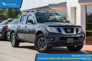 2015 Nissan Frontier Fully Loaded, Sunroof, Tonneau Cover