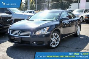 2012 Nissan Maxima SV Sunroof and Heated Seats