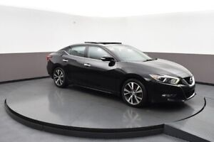 2016 Nissan Maxima SL 3.5L LEATHER, NAVIGATION, SUNROOF, TOUCH S