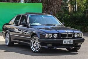 1995 BMW 540i Auto Sedan Ringwood Maroondah Area Preview