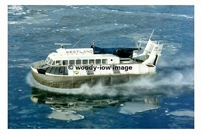 rp17111 - Westland SRN6 Hovercraft  - photo 6x4
