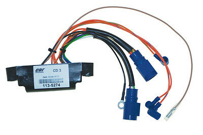 Johnson / Evinrude 3 Cyl Power Pack - 113-5274