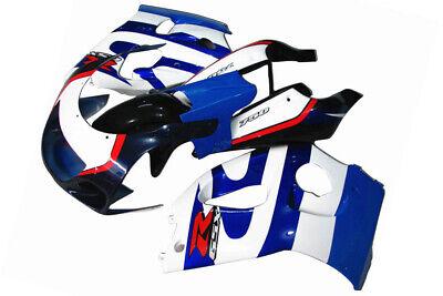 ABS Fairing Bodywork Panel Kit Set For Suzuki GSXR600/750 1996 1997 1998 1999