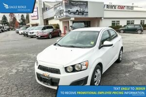 2014 Chevrolet Sonic LT Auto Hands Free Calling, Power Window...