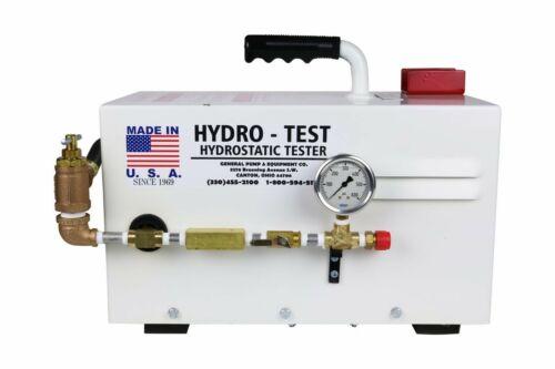 GENERAL  6334-550  HYDROSTATIC TEST PUMP ( 500PSI )   NEW
