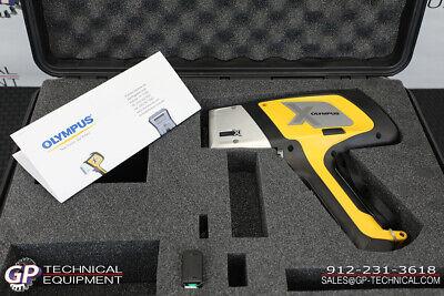 Olympus Delta Dpo-2000-c Handheld Xrf Analyzer - Ge Sciaps Bruker Thermo
