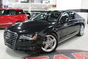 2014 Audi A8 TDI | 1-OWNER | CLEAN CARPROOF