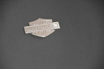 HARLEY DAVIDSON OEM NEW BAR & SHIELD LOGO EMBLEM medallion METAL