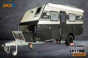 MDC XT16HR 16FT EAST WEST OFFROAD CARAVAN - From $265/week* Campbellfield Hume Area Preview