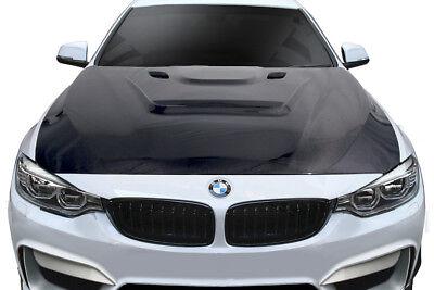 2012-2016 BMW 3 Series F30 / 2014-2016 4 Series F32 AF-1 Hood CFP 113593