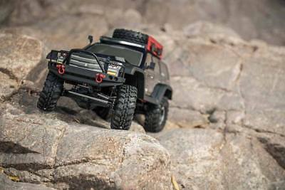 Used, Redcat Racing 1/10 Everest Gen7 Pro Scale Crawler RC Truck Black NEW UPGRADED!!! for sale  Fort Worth