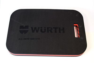 Würth Knieschoner Special Knieschutz Bodenmatte Kniekissen Sitz+Unterlage NEU