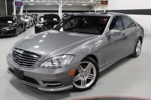 2013 Mercedes Benz S-Class S550 4-MATIC AMG | MASSAGE SEATING |