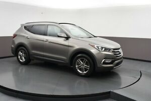 """2018 Hyundai Santa Fe """"ONE OWNER"""" SAVE OVER $15,000 FROM NEW ON"""