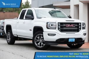 2018 GMC Sierra 1500 SLT Heated Seeats, Nav