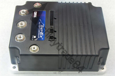 1268-5403 SepEx DC Motor Controller 36V 0-5V 400A for Curtis Electric forklift