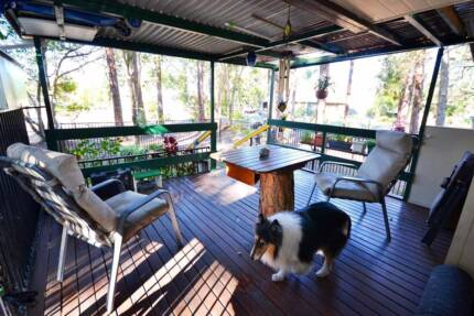 "PET FRIENDLY!!  OVER 50s LANDSBOROUGH PINES ""HOME PARK"""
